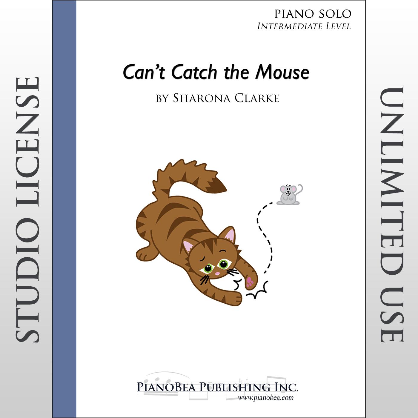Studio mouse Loading interface